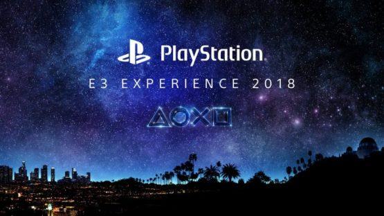 PlayStation E3 2018 Theater