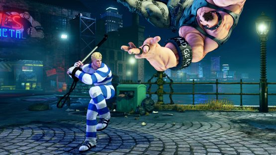 Street Fighter V's Cody Previewed in Introduction Video