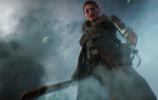 Battlefield 5 Airborne Mode coming