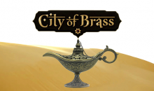 City of Brass giveaway