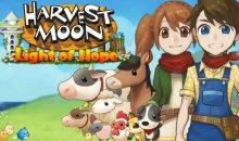 harvest moon light of hope screenshots