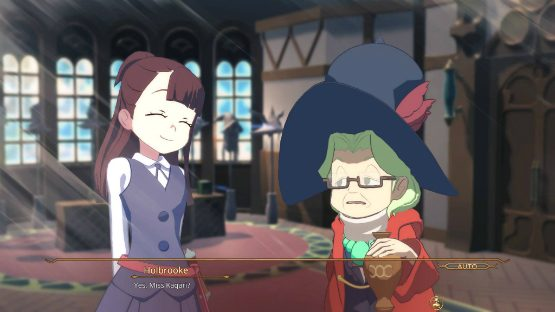 Little Witch Academia: Chamber of Time Review – Slow Minutehand (PS4)