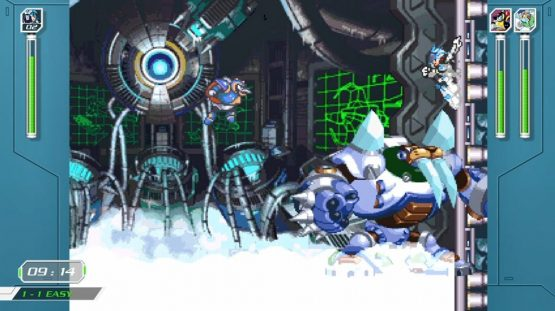 Mega Man X Legacy Collection Famitsu interview - X Challenge