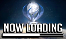 Now loading PlayStation platinum trophies