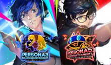 Persona Dancing PS4 size - P3D P5D