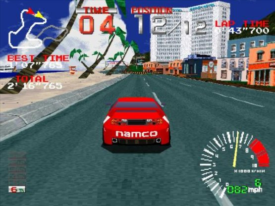 Ridge Racer in PlayStation Classic Edition?