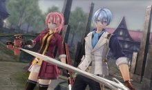 Trails of Cold Steel 4 release date - Juna and Kurt