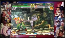 street fighter 30th anniversary collection training mode