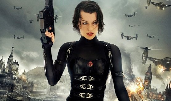 Monster Hunter Movie t... Milla Jovovich Resident Evil Cast