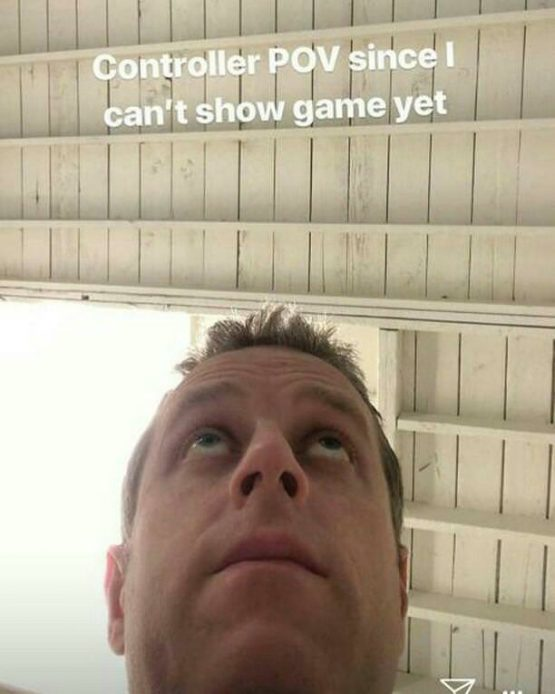 Geoff Keighley teases game