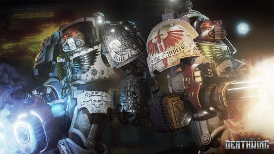 Space Hulk Deathwing PS4 review