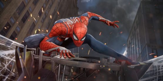 SpiderMan PS4 ad looks impressive