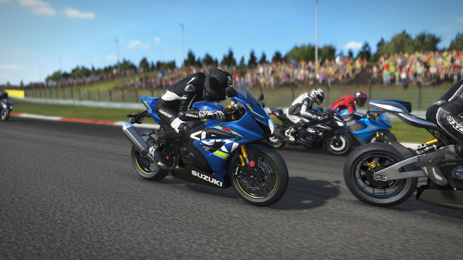 Ride 4 Announces PS5 Version Coming Next Year | Screen Rant