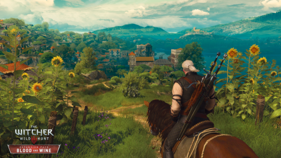 the witcher 3 PS4 HDR support fails
