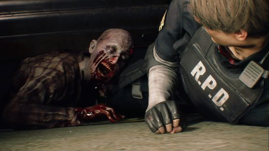 Resident Evil 2 Remake Confirmed for Xbox One and PC