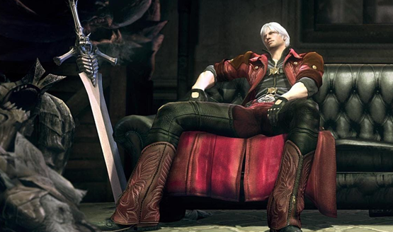 Devil May Cry 5 Website Now on Capcom Servers, E3 Announcement Imminent""