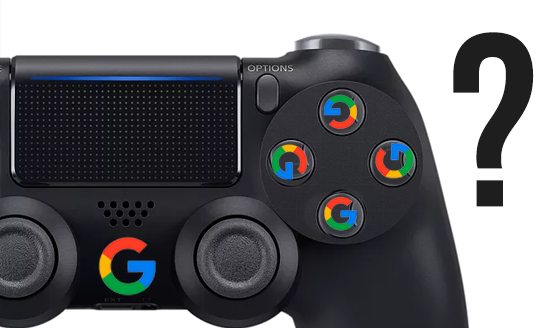 Google Video Game Console
