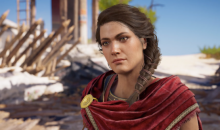 Assassins Creed Odyssey voice actors