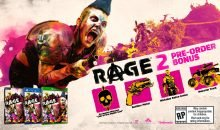 Rage 2 Preorder Bonus includes missions and weapons