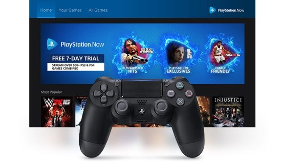 PlayStation Now Download