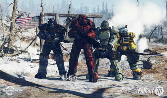 Fallout 76 Cross-Play Also Being Blocked by Sony