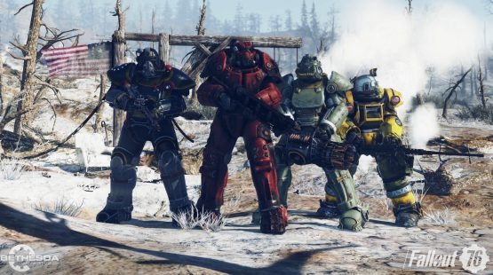 Fallout 76 Supports 24 Players In Each Game