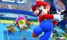 UK Sales Chart Conquered by Mario Tennis Aces