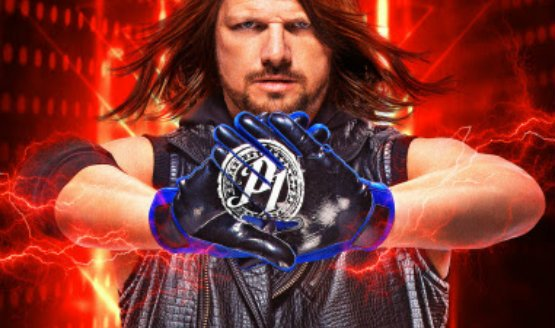 AJ Styles Revealed as WWE 2K19 Cover Star, More Video Game Details