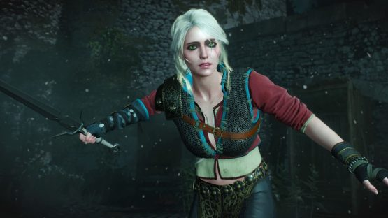 The Witcher 4 Should Star Ciri
