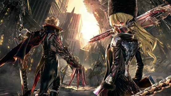 Code Vein Release Date Altered, Set for 2019