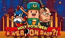 Holy Potatoes A Weapon Shop Console Release Date