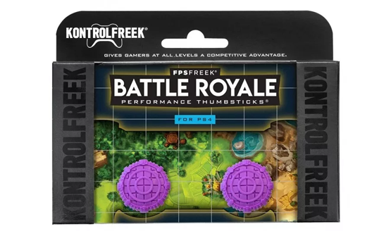Last Thumb Standing: How Battle Royale Gave KontrolFreek its Biggest Day Ever
