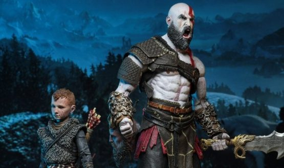 god of war figurines