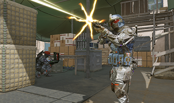 Warface ps4 hands on preview 1