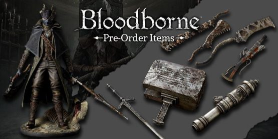 Bloodborne Collectible Weapons