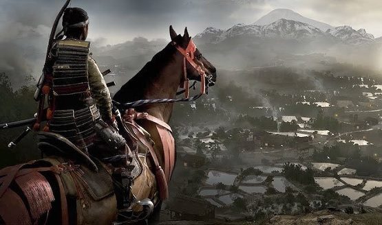 ghost of tsushima setting