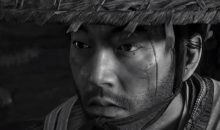 Ghost of Tsushima Gameplay black and white