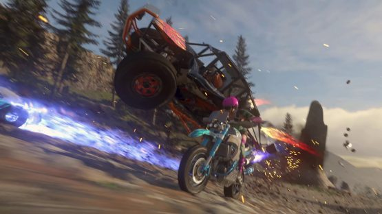 Onrush PS4 free this weekend