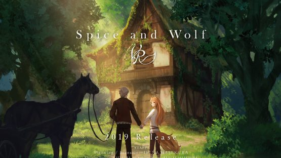 Spice and Wolf VR game revealed