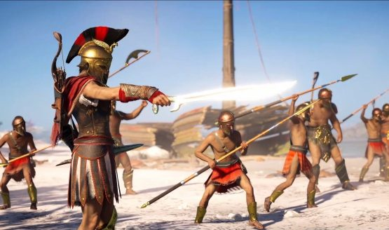 assassins creed odyssey combat
