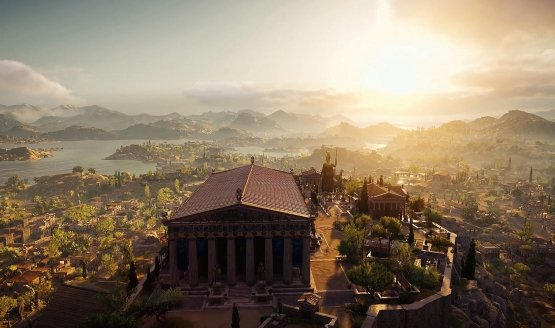 Restaurant Lawak Creative Director Says Greece Is The Perfect Setting For Assassin S Creed Odyssey