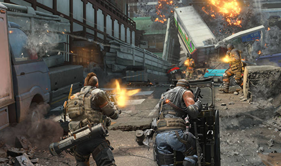 Call of Duty: Black Ops 4's battle royale mode Blackout available now