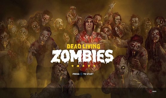 Dead Living Zombies Trophy Guide