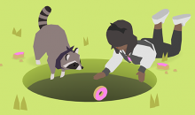 Donut County ps4 review