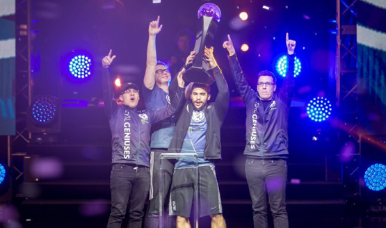 Evil geniuses 2018 call of duty world league championships