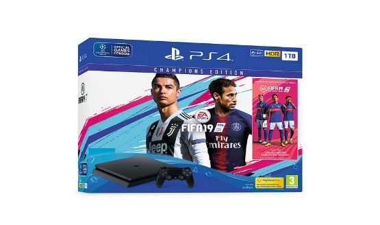 ps4 bundling continues with six fifa 19 ps4 bundles in europe