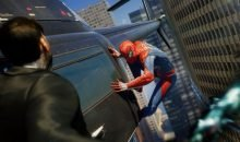 spider-man ps4 action