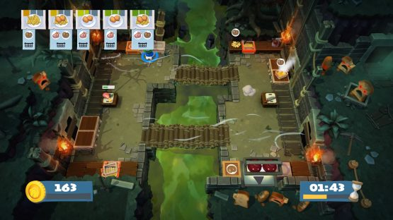 Overcooked 2 PS4 review
