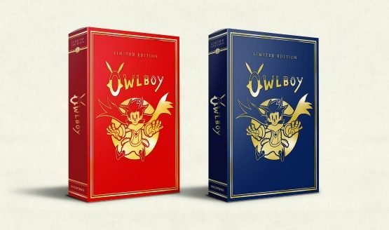 Owlboy Limited Edition Release