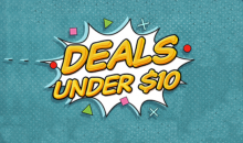 PSN Flash Sale Under 10 deals